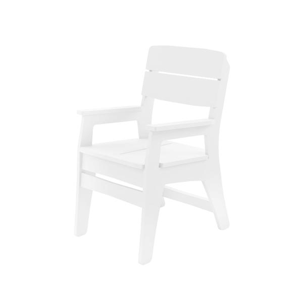 Mainstay High Density Polyethylene Armchair