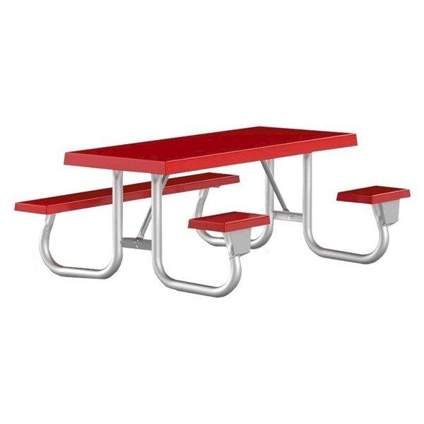 ADA Portable Fiberglass Picnic Table