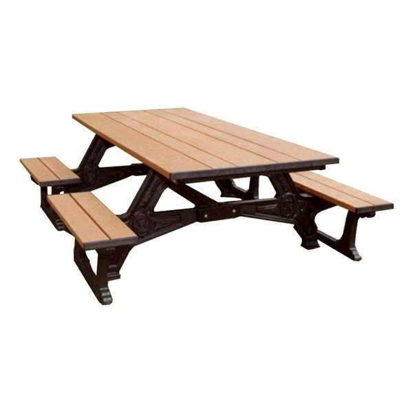 Commons 8 ft. ADA Recycled Plastic Picnic Table