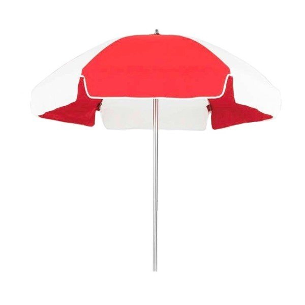 6.5 Ft Diameter Steel Frame Beach Umbrella