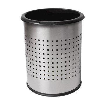 3.2 Gallon Precision Steel Round Waste Basket