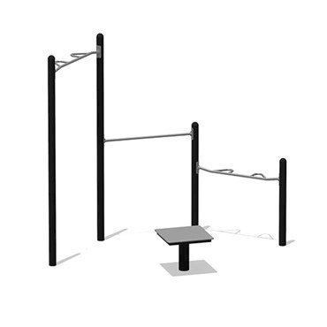 Picture for category Outdoor Fitness Equipment for Public Use