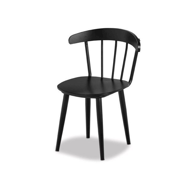 Nola MGP Dining Chair with Powder-Coated Aluminum Frame - 15 lbs.