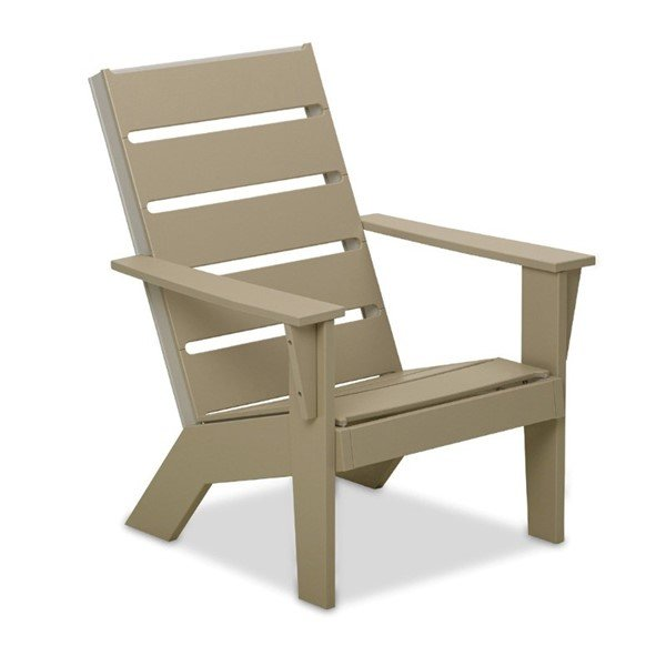 Hudson Dining Chair with MGP and Bottle Opening Armrest - 39 lbs.