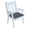Royal English Style Wooden Dining Chair