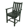 Traditional Garden Recycled Plastic Dining Chair from Polywood