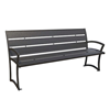 Bryce Bench with Back