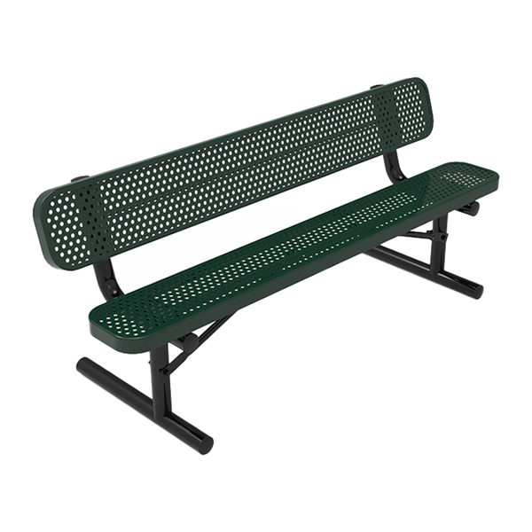 Perforated - Green - Portable