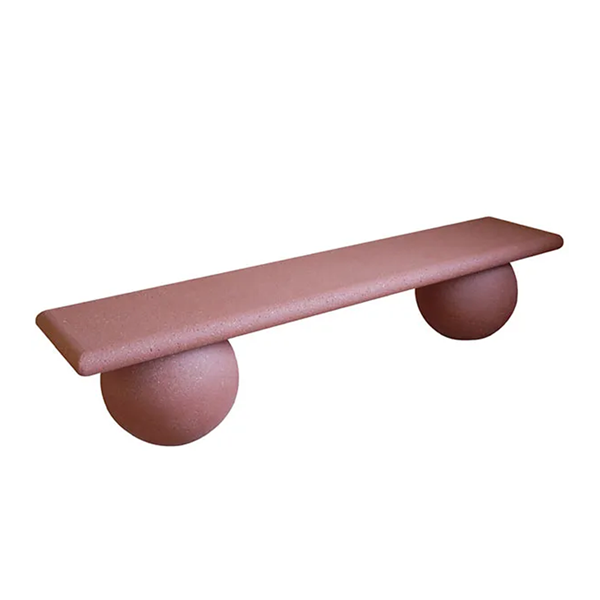 Fairfield Concrete Bench without Back