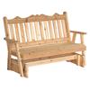 Royal English Wooden Glider Bench