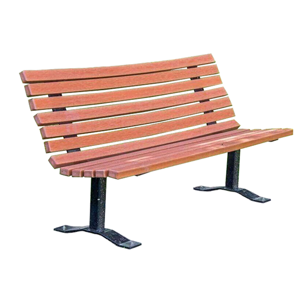 Windsor Select Recycled Plastic Park Bench