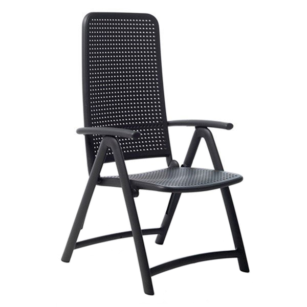 Darsena Plastic Resin Folding Chair