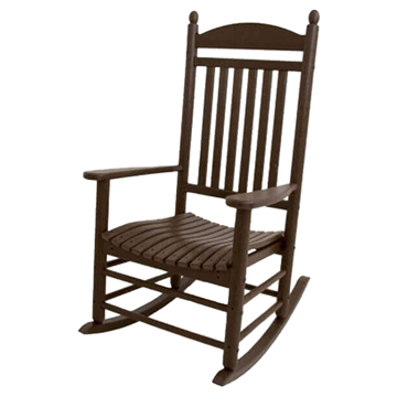 Jefferson Recycled Plastic Rocker Chair from Polywood