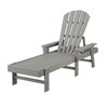 South Beach Recycled Plastic Chaise Lounge from Polywood