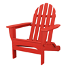 Adirondack Recycled Plastic Patio Chair From Polywood