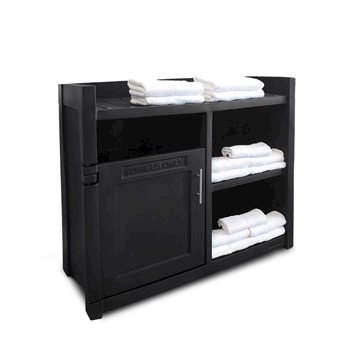 Fairfield Towel Storage and Valet Commercial Unit - 70 lbs.