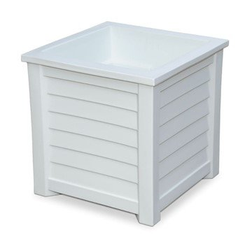 "Lakeland Commercial Square Planters - 16""x16"" or 20""x20"""