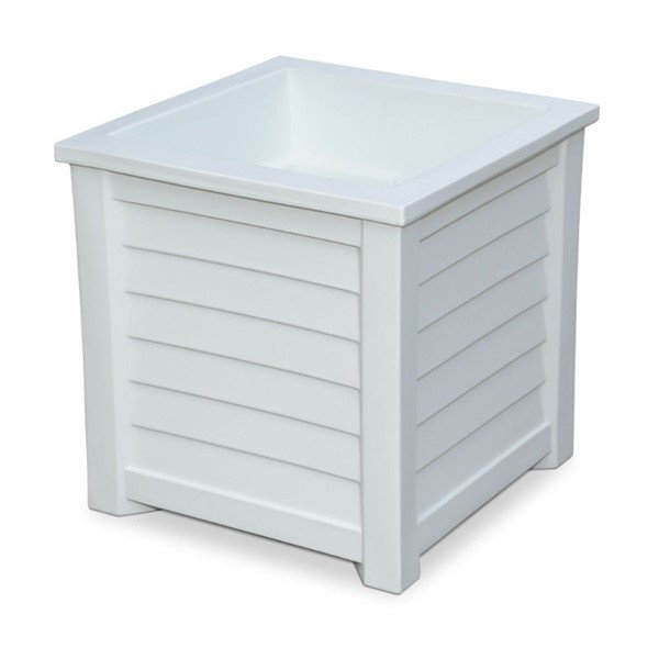 """Lakeland Commercial Square Planters - 16""""x16"""" or 20""""x20"""""""