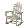 Long Island Recycled Plastic Rocker Chair From Polywood