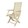 Captain Recycled Plastic Dining Chair From Polywood