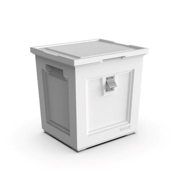 Insulated Fairfield Polyethylene Cooler with 50 Quart Storage Capacity - 15.2 lbs.