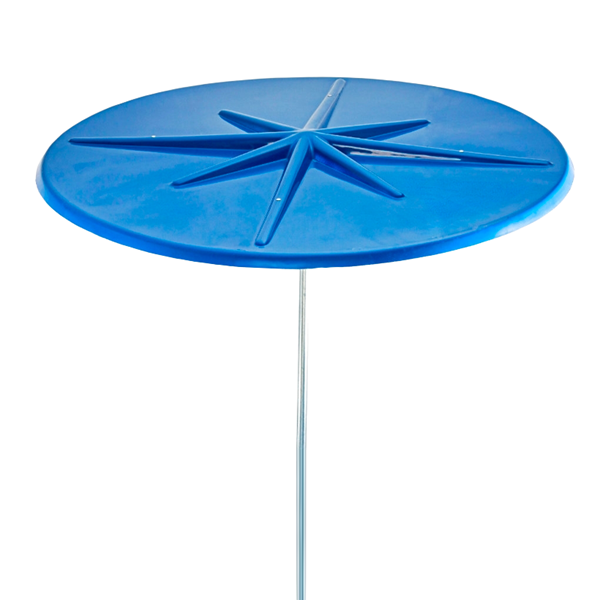 7-1/2 Ft. Fiberglass Umbrella