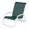 Neptune Sand Chair - Commercial Aluminum Frame with Sling Fabric