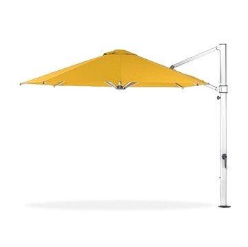 11 ft. Octagonal Aluminum Cantilever Umbrella with Marine Grade Fabric