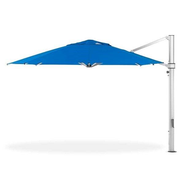 13 Ft. Octagonal Aluminum Cantilever Umbrella with Marine Grade Fabric