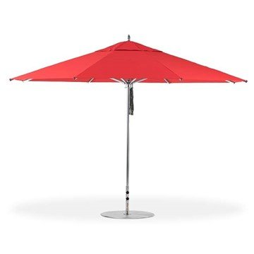 13 Ft. Octagonal G-Series Greenwich Market Umbrella with Pulley & Pin