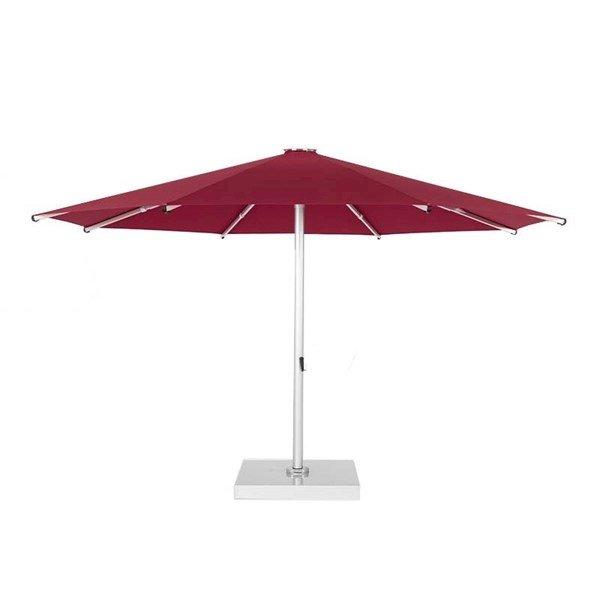 "16 ft. Commercial Octagonal ""Giant"" Cantilever Umbrella, Marine Grade Acrylic Canopy"