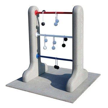 Concrete Ladder Toss Outdoor Game Equipment