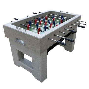 Concrete Foosball Table Outdoor Game Equipment