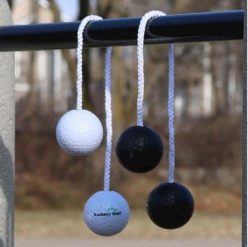 Ladder Toss Bolas for Outdoor Game Equipment