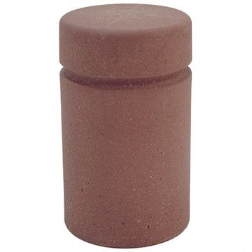 Concrete Bollard With Reveal Line