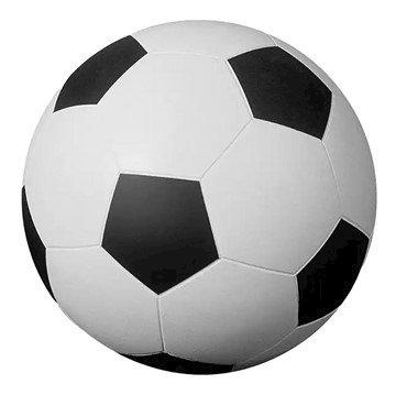 """24"""" Reinforced Concrete Soccer Ball Bollard - 750 Lbs."""