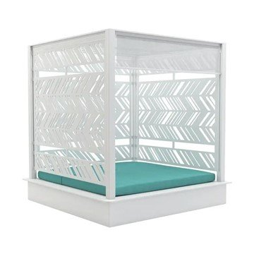 Shift Daybed Cabana - In-Pool
