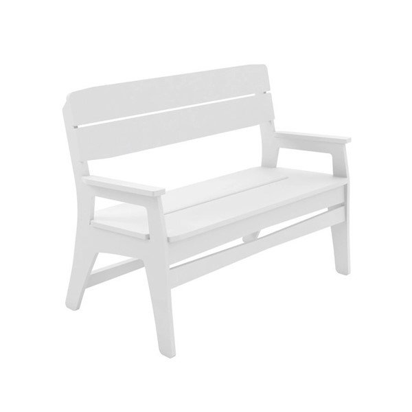 Mainstay Bench With Back