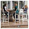 La Casa Bar Chair Scene