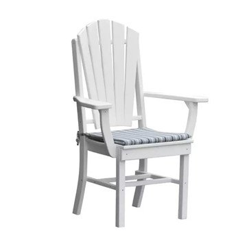 Adirondack Recycled Plastic Dining Chair