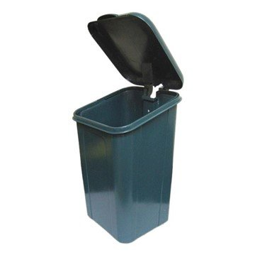 DOGIPOT® ACCESSORIES Dogipot 10 Gallon Poly Receptacle with Lid